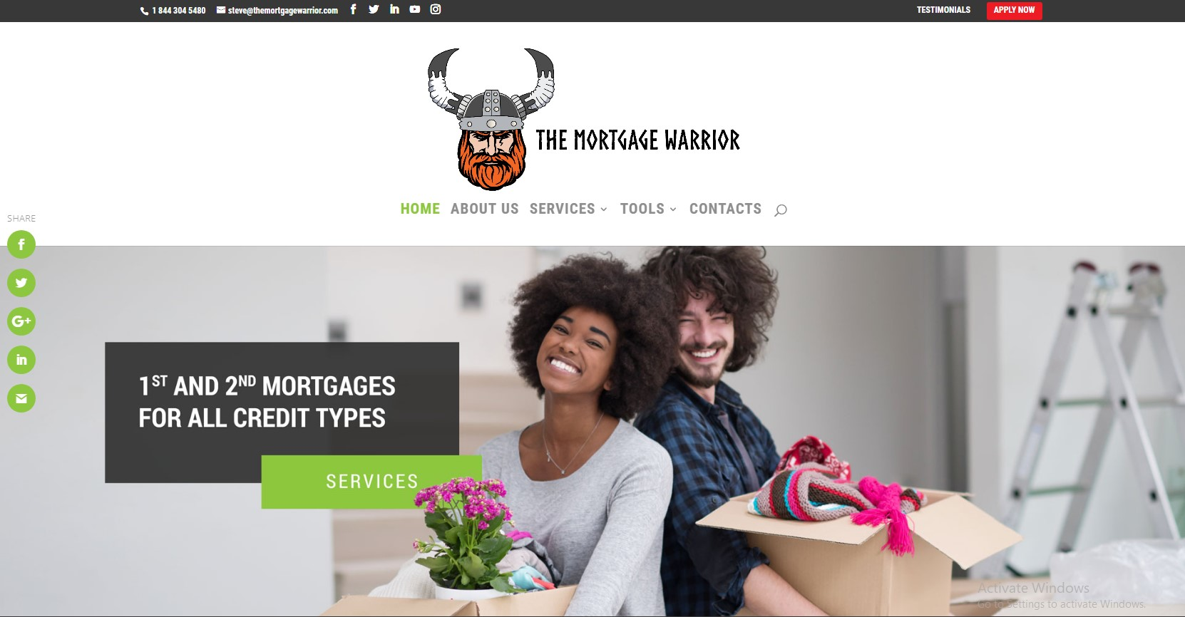 Mortgage Warrior