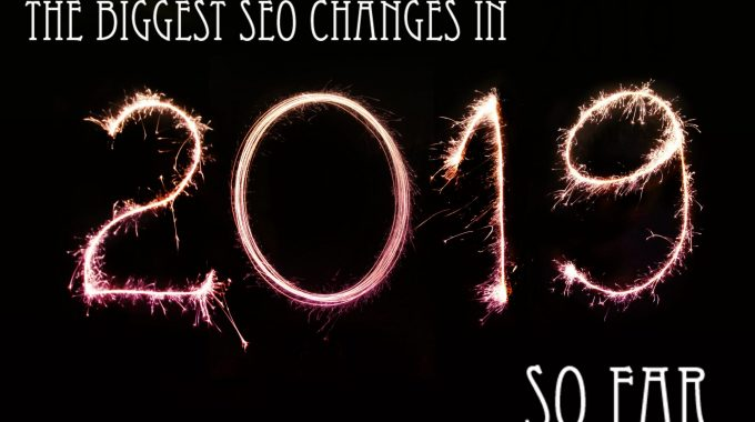 The Biggest Changes In 2019 So Far 2019 In Sparklers