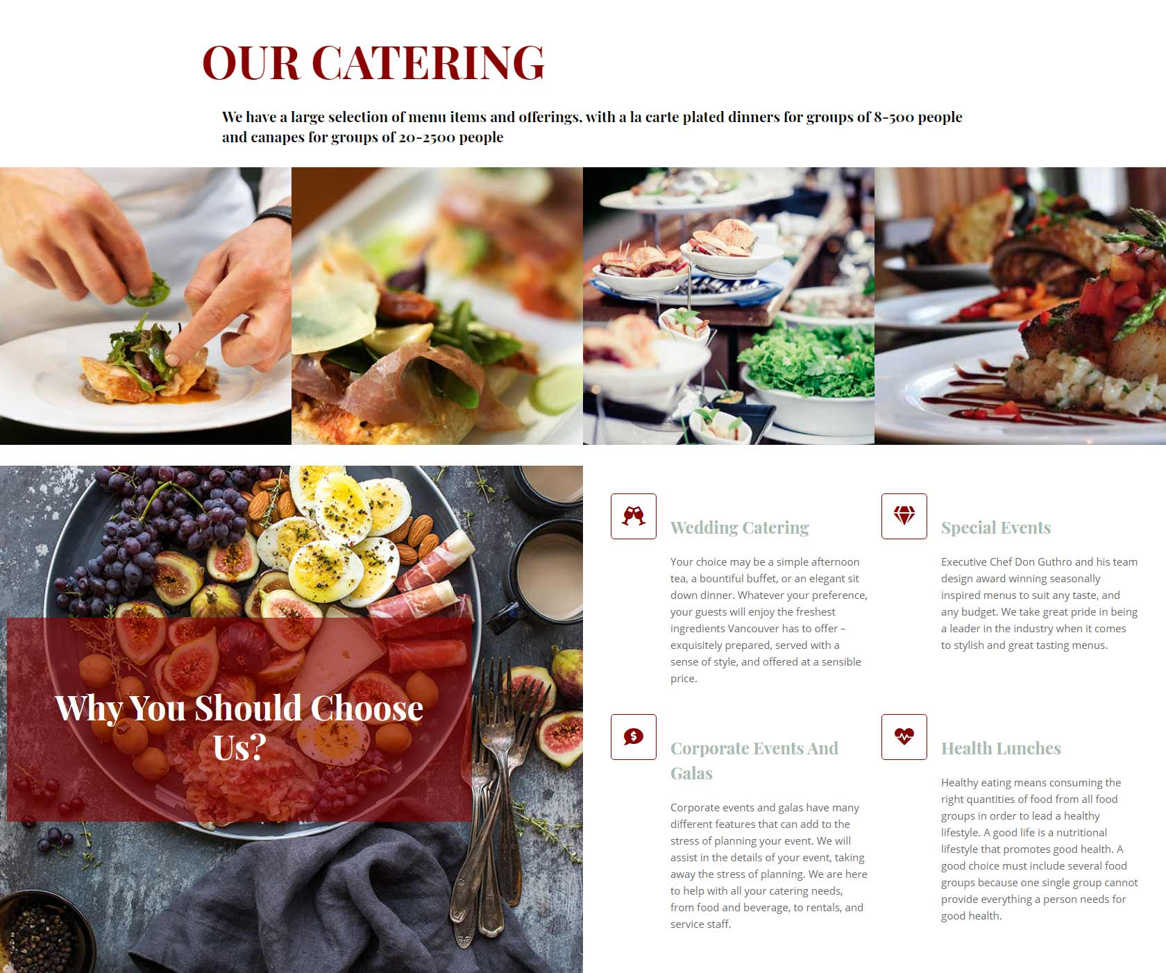 executivechefcatering.ca